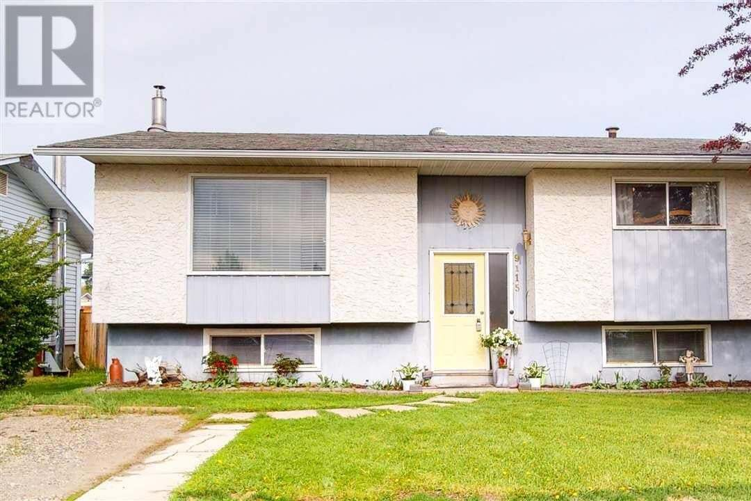 House for sale at 9115 92a St Fort St. John British Columbia - MLS: R2463981