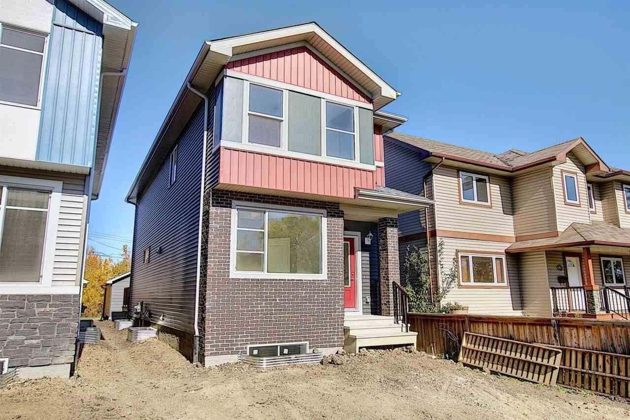 House for sale at 9116 66 Av NW Edmonton Alberta - MLS: E4214921