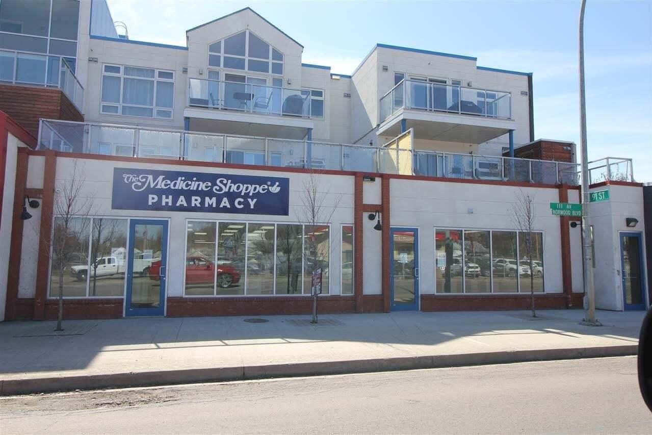 Commercial property for sale at 9117 111 Av NW Edmonton Alberta - MLS: E4181517