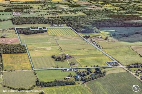 Commercial property for sale at 9117 Fourth Line Halton Hills Ontario - MLS: W4952620