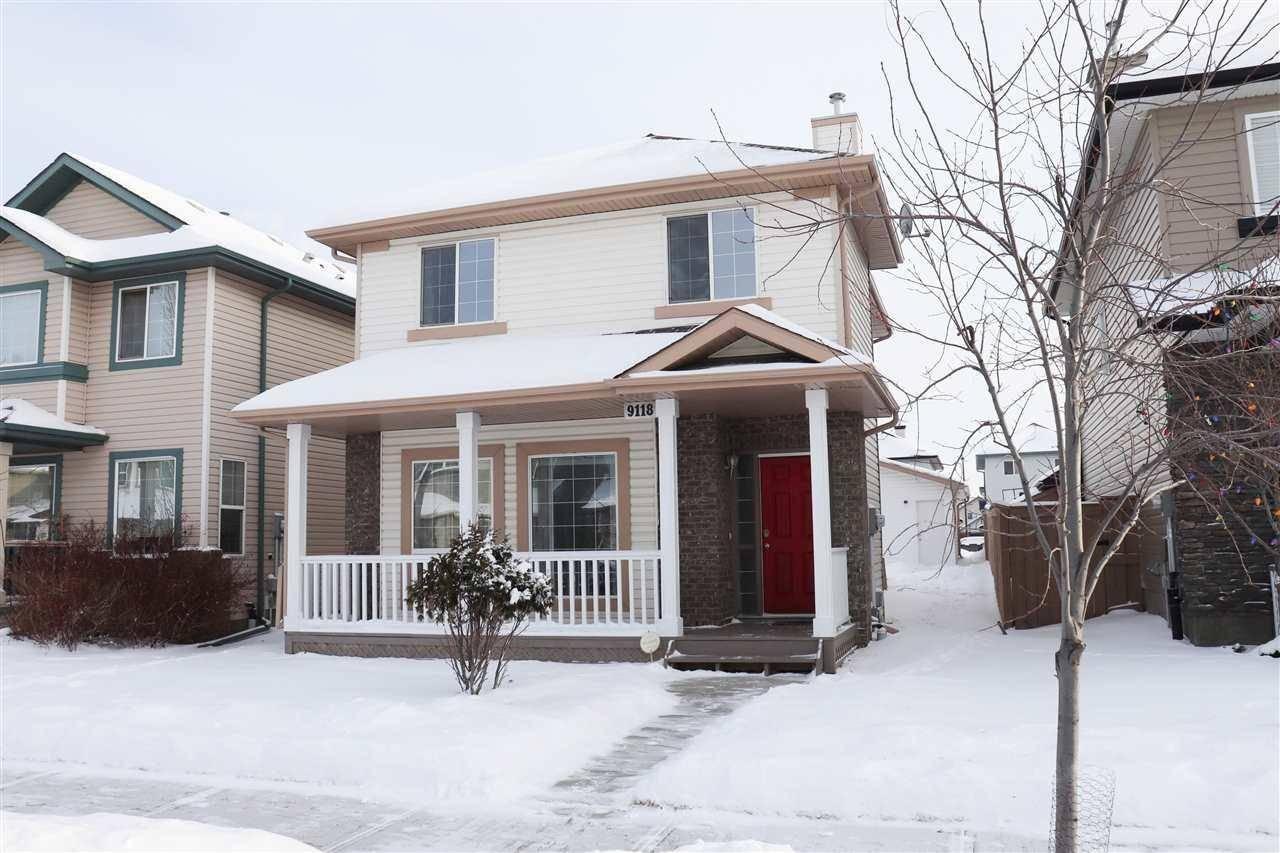 House for sale at 9118 Scott Cres Nw Edmonton Alberta - MLS: E4184166