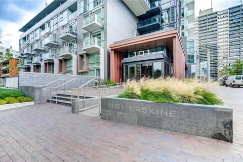 Condo for sale at 101 Erskine Ave Unit 912 Toronto Ontario - MLS: C4666860
