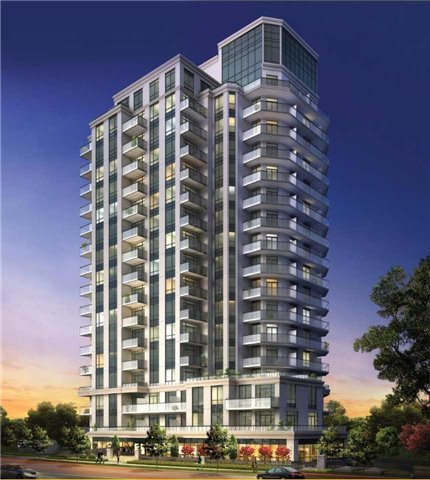 For Sale: 912 - 840 Queens Plate Drive, Toronto, ON   1 Bed, 2 Bath Condo for $373,888. See 9 photos!