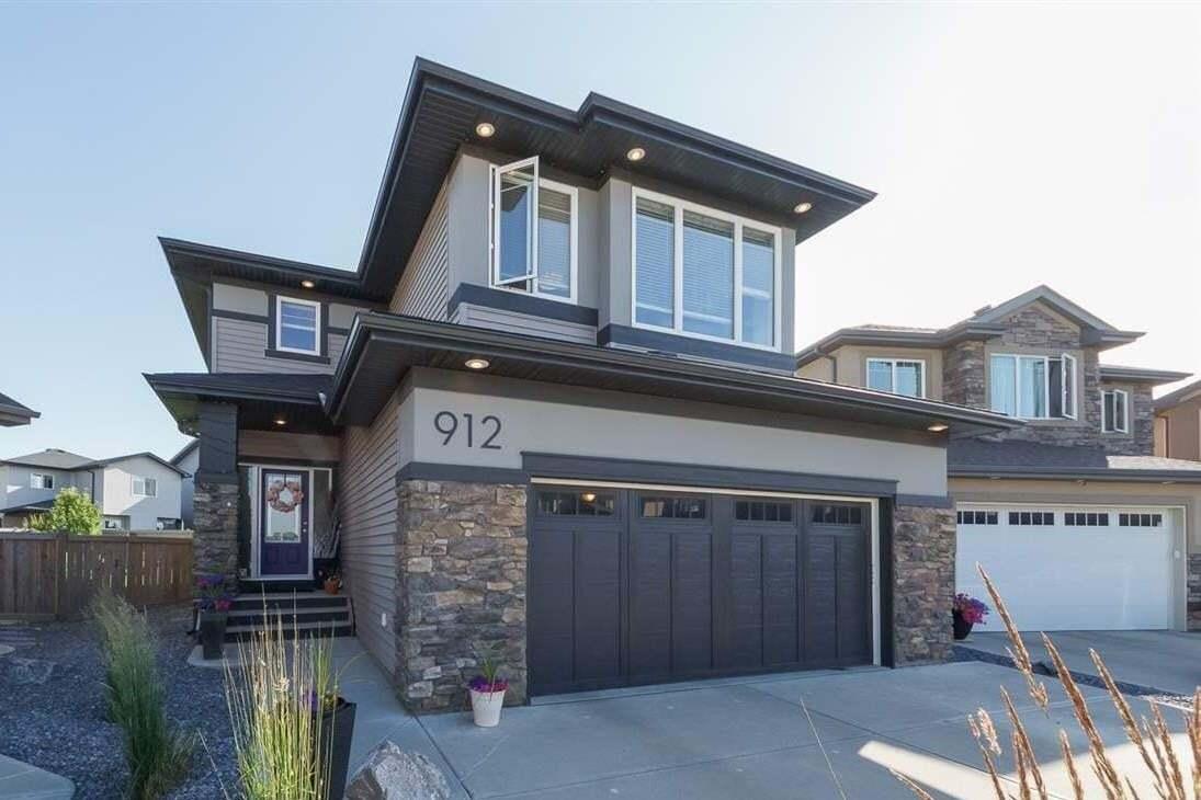 House for sale at 912 Crystallina Nera Wy NW Edmonton Alberta - MLS: E4208415