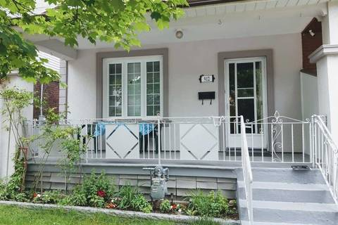 Townhouse for sale at 912 Greenwood Ave Toronto Ontario - MLS: E4481018