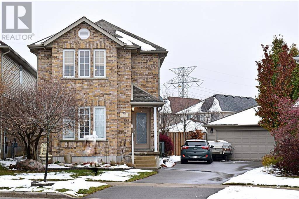 House for sale at 912 Windflower Pl Kitchener Ontario - MLS: 30779970