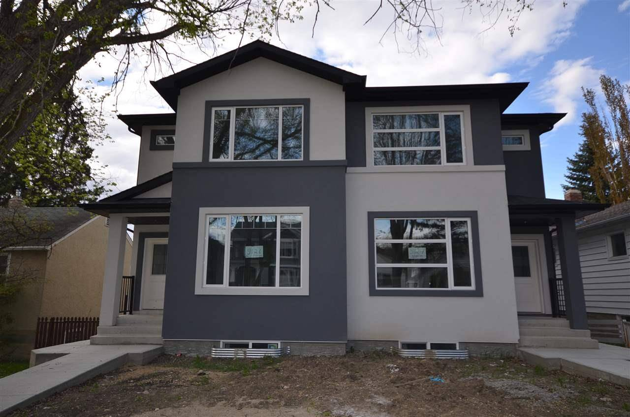 Townhouse for sale at 9124 81 Ave Nw Edmonton Alberta - MLS: E4168408