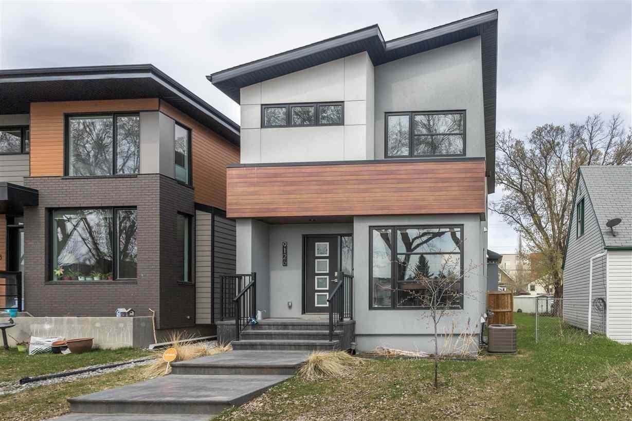 House for sale at 9126 83 Av NW Edmonton Alberta - MLS: E4195796