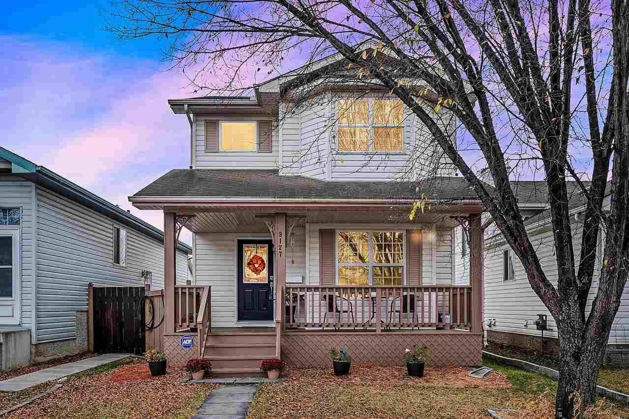 House for sale at 9127 166 Av NW Edmonton Alberta - MLS: E4215130