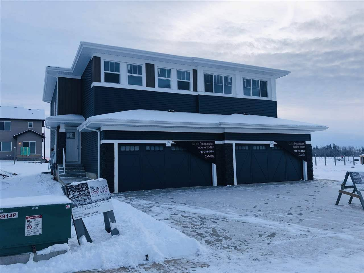 Townhouse for sale at 9127 Pear Dr Sw Edmonton Alberta - MLS: E4171155