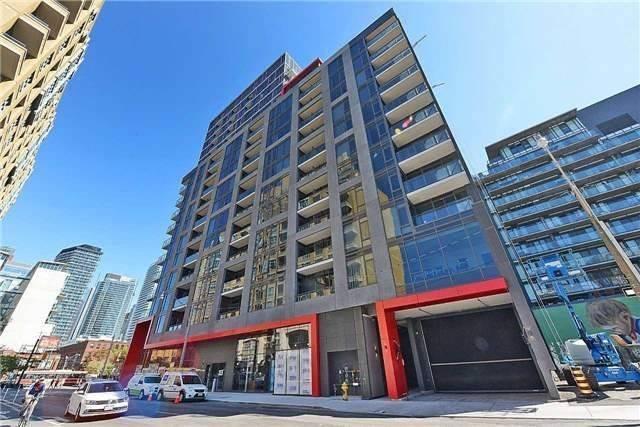 Fabrik Condos Condos: 435 Richmond Street West, Toronto, ON