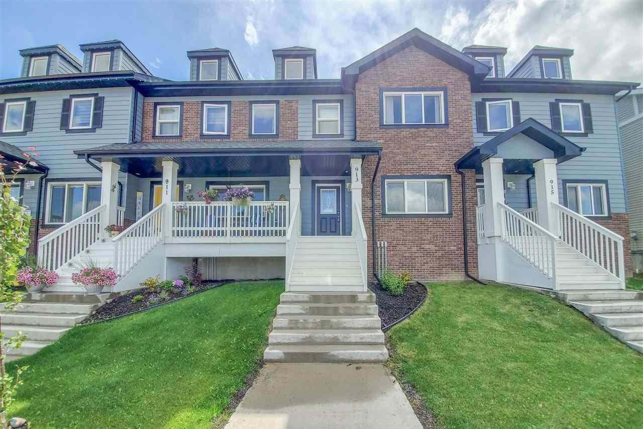 House for sale at 913 Morris Wy Leduc Alberta - MLS: E4214506