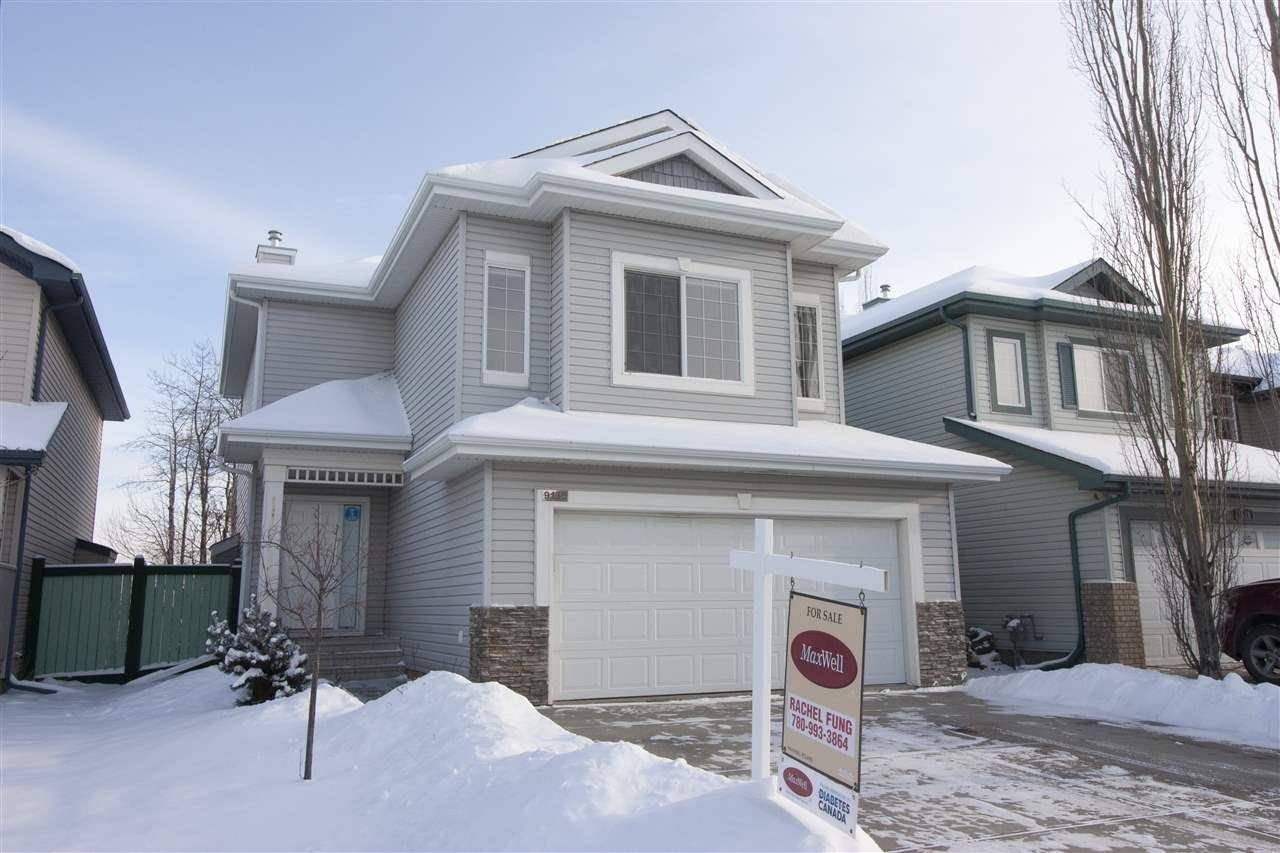 House for sale at 9135 205 St Nw Edmonton Alberta - MLS: E4183915