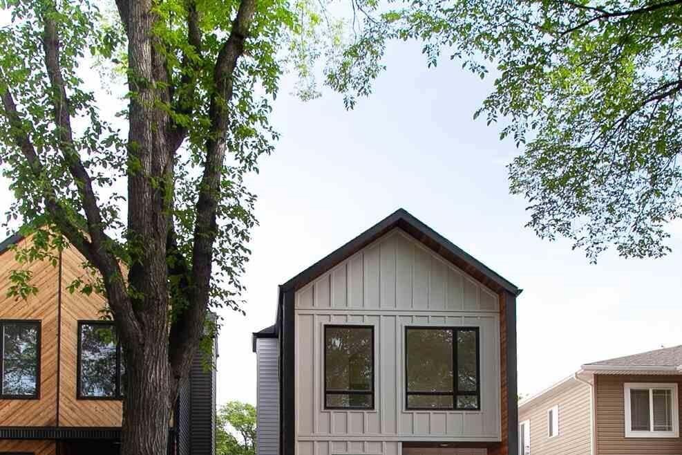 House for sale at 9136 71 Av NW Edmonton Alberta - MLS: E4203661
