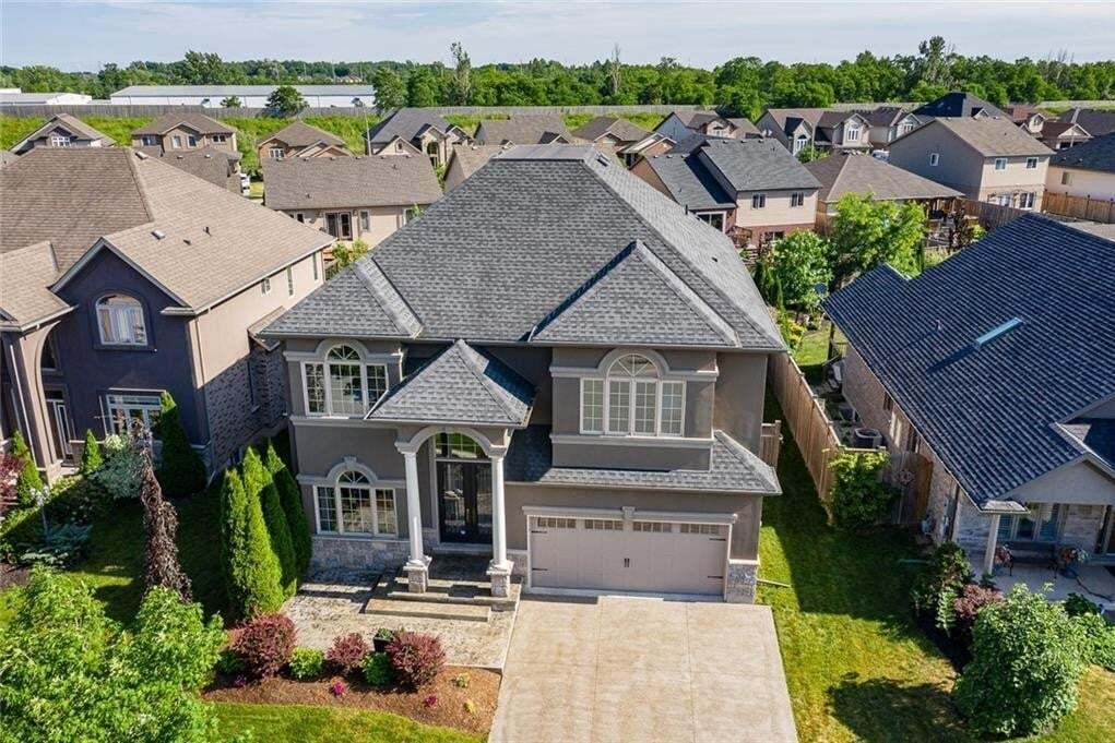 House for sale at 9138 Tapestry Ct Niagara Falls Ontario - MLS: 30818905