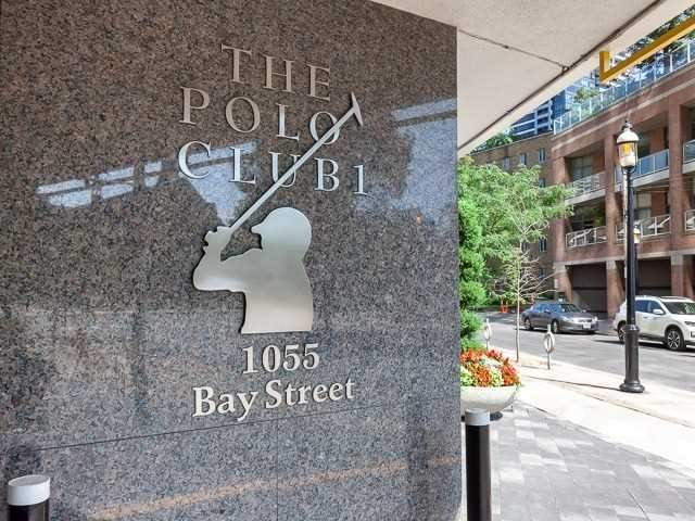 Polo Club Condos: 1055 Bay Street, Toronto, ON