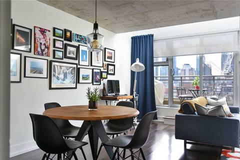 Condo for sale at 222 The Esplanade Pk Unit 914 Toronto Ontario - MLS: C4731814