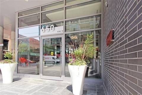 Apartment for rent at 95 Bathurst St Unit 914 Toronto Ontario - MLS: C4425492