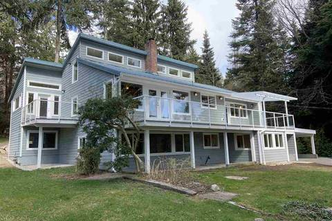 House for sale at 914 Gower Point Rd Gibsons British Columbia - MLS: R2447429