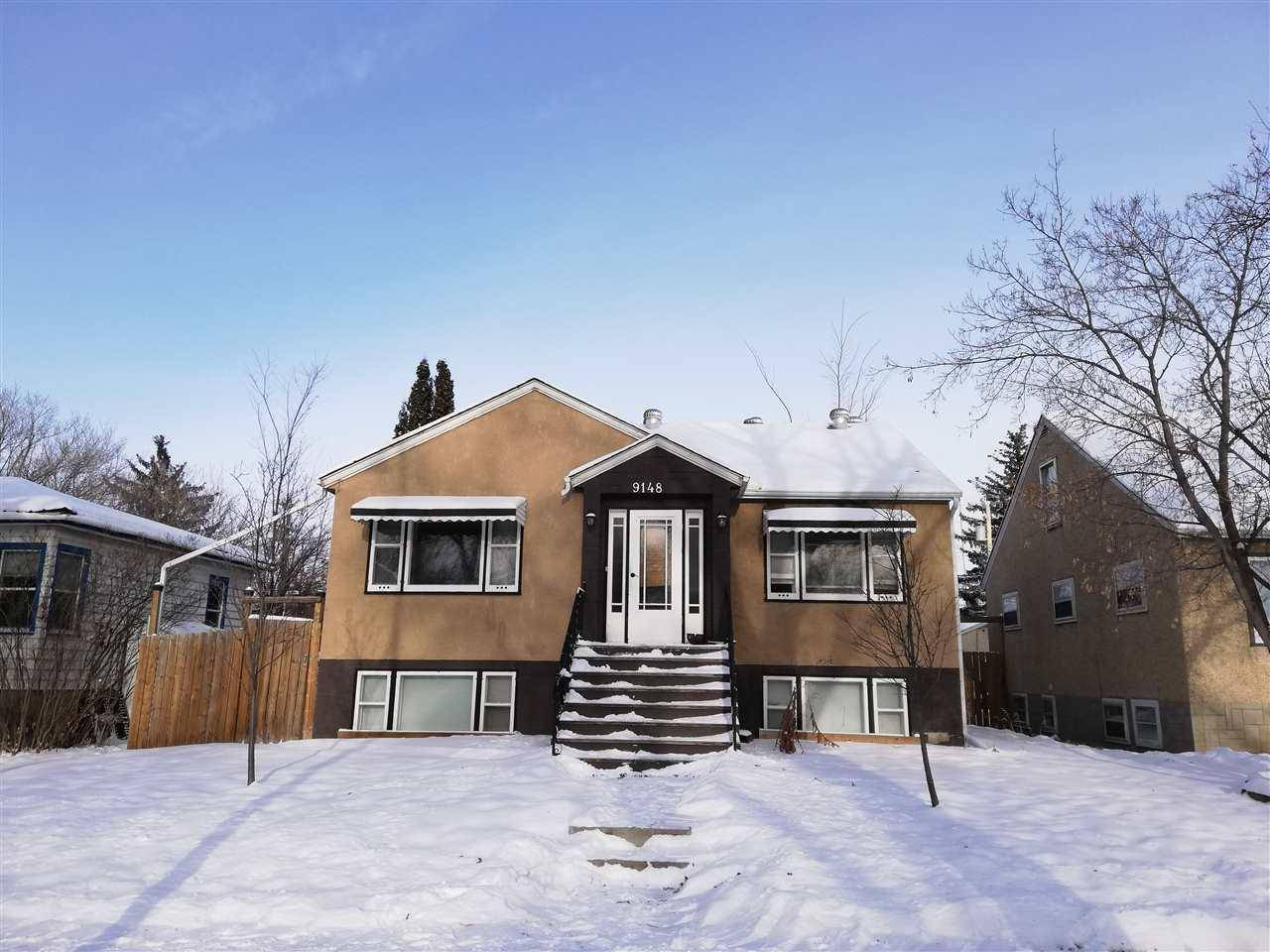House for sale at 9148 81 Ave Nw Edmonton Alberta - MLS: E4188173