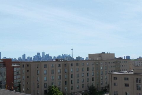 Apartment for rent at 1420 Dupont St Unit 915 Toronto Ontario - MLS: W5074108