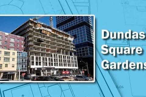Apartment for rent at 200 Dundas St Unit 915 Toronto Ontario - MLS: C4699325