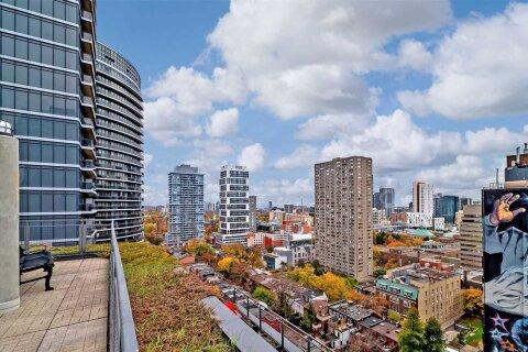 Apartment for rent at 7 Carlton St Unit 915 Toronto Ontario - MLS: C5082608