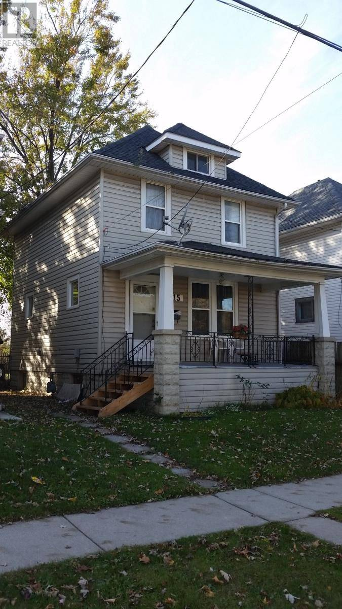 House for sale at 915 Elm  Windsor Ontario - MLS: 19028301