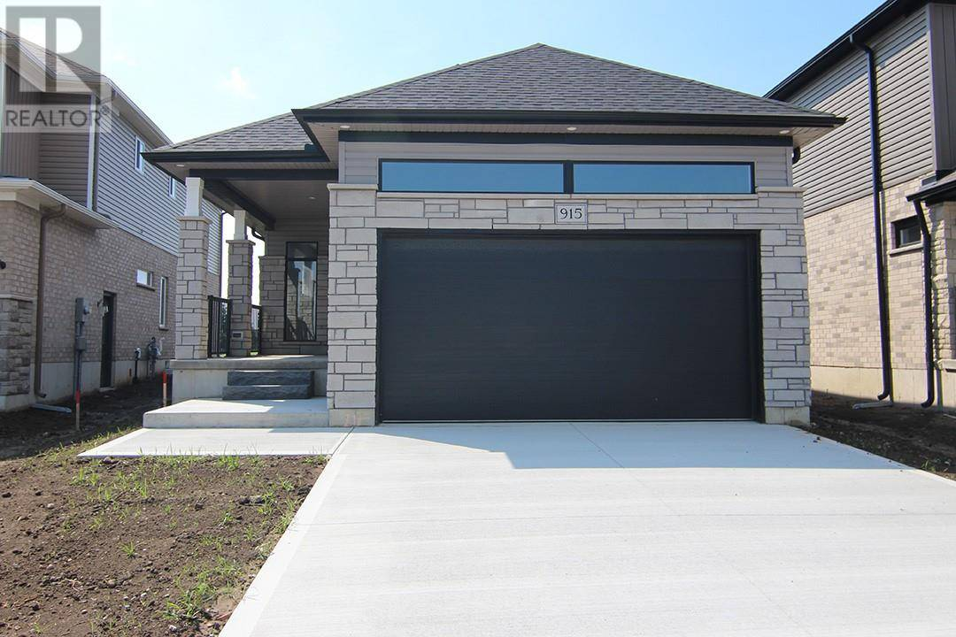 House for sale at 915 Holtby Ct London Ontario - MLS: 208859