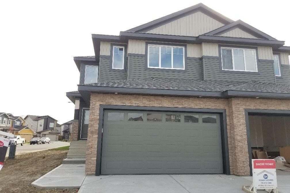 Townhouse for sale at 9150 Cooper Cr SW Edmonton Alberta - MLS: E4210775
