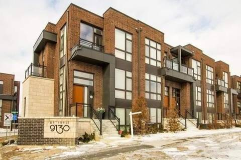 Townhouse for sale at 9156 Bathurst St Vaughan Ontario - MLS: N4597947