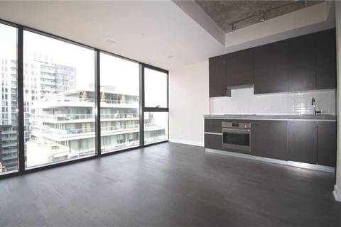 Apartment for rent at 629 King St Unit 916 Toronto Ontario - MLS: C4518422