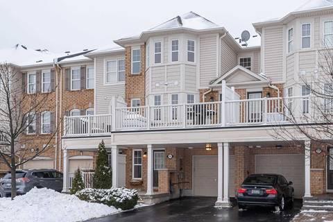 Townhouse for sale at 916 Ambroise Cres Milton Ontario - MLS: W4696061