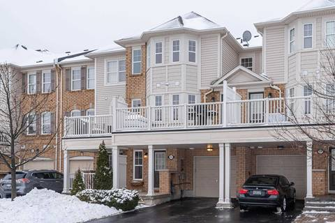 Townhouse for sale at 916 Ambroise Cres Milton Ontario - MLS: W4696061