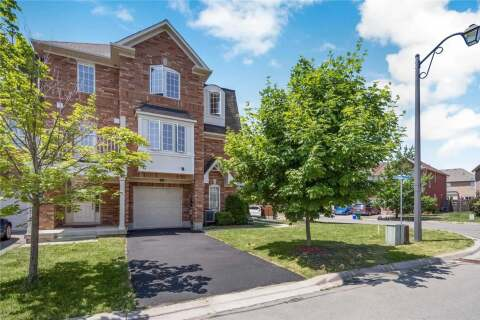 Townhouse for sale at 916 Burgess Gdns Milton Ontario - MLS: W4823797