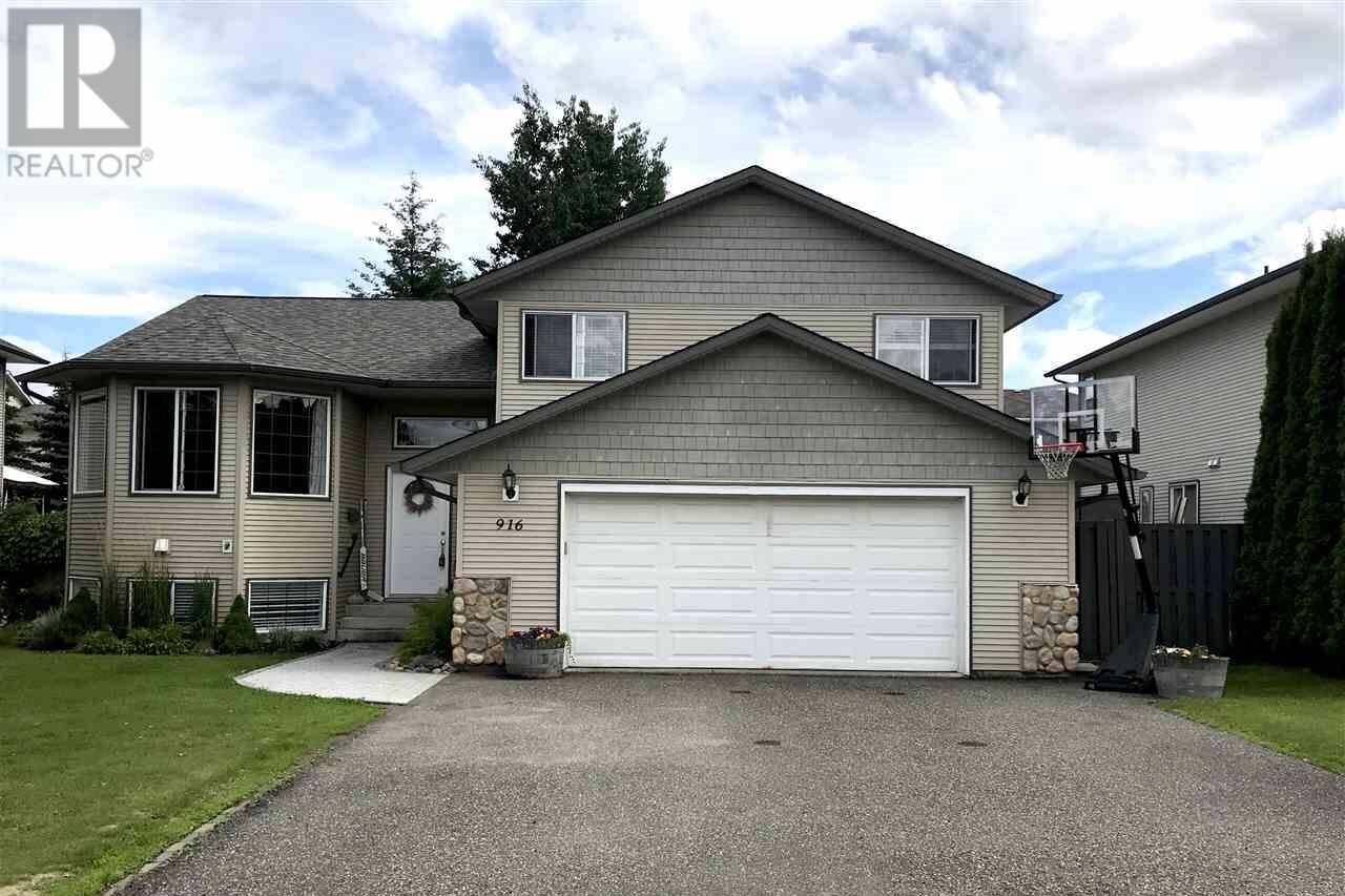 House for sale at 916 Clare Cres Prince George British Columbia - MLS: R2472054