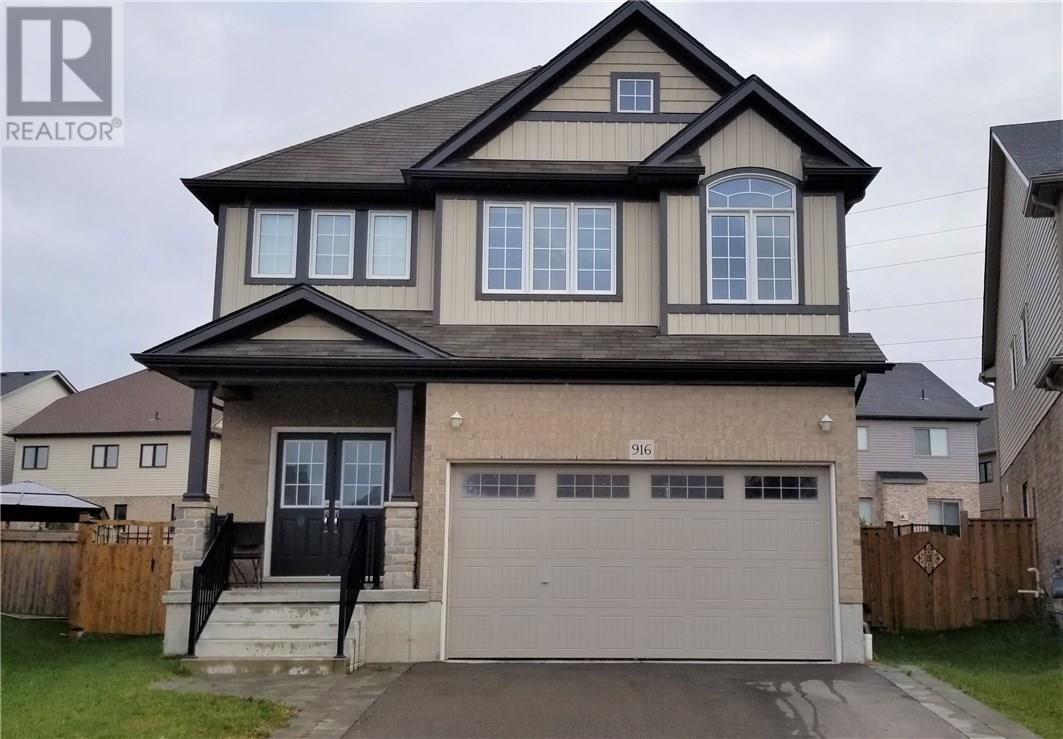 Removed: 916 Steepleridge Court, Kitchener, ON - Removed on 2018-12-13 04:27:15