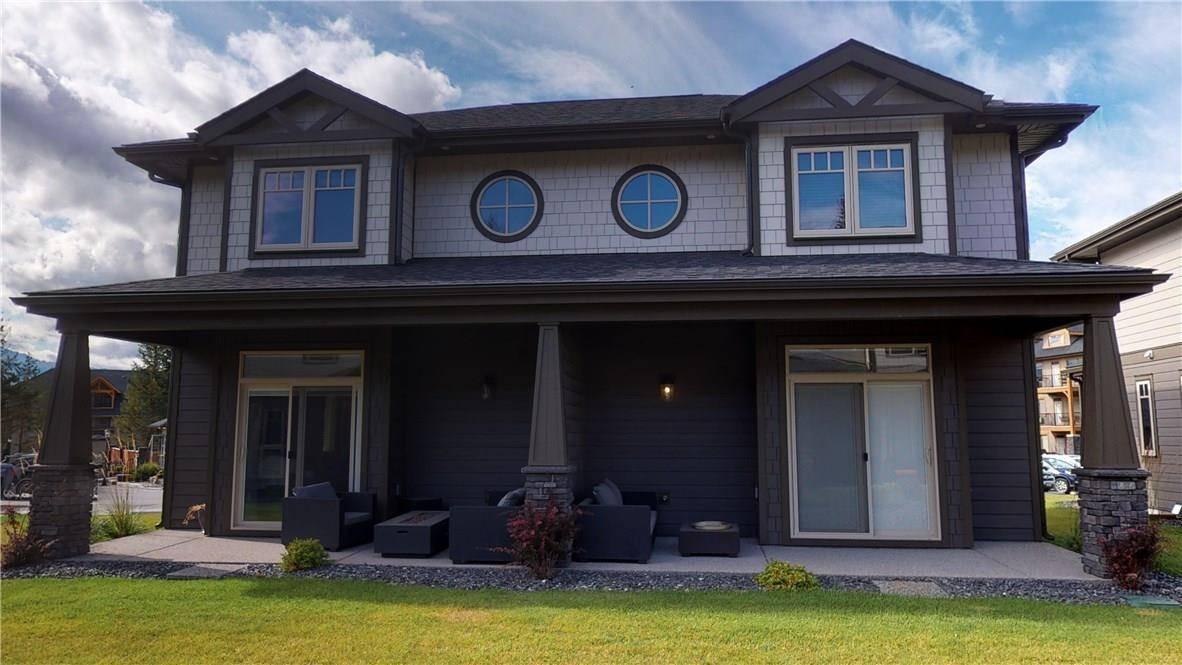 Townhouse for sale at 900 Bighorn Blvd Unit 917 Radium Hot Springs British Columbia - MLS: 2441115