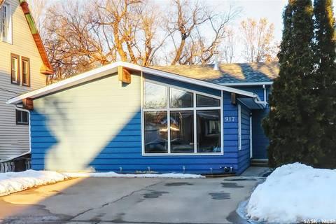 House for sale at 917 Alder Ave Moose Jaw Saskatchewan - MLS: SK762600