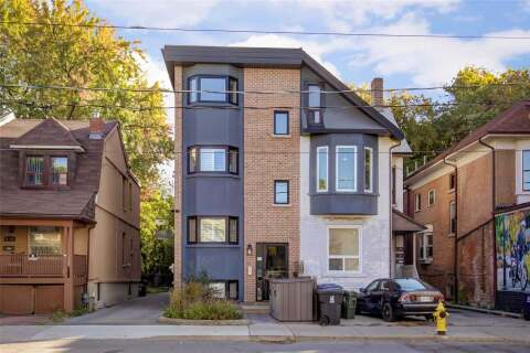 Townhouse for sale at 917 Bathurst St Toronto Ontario - MLS: C4950542