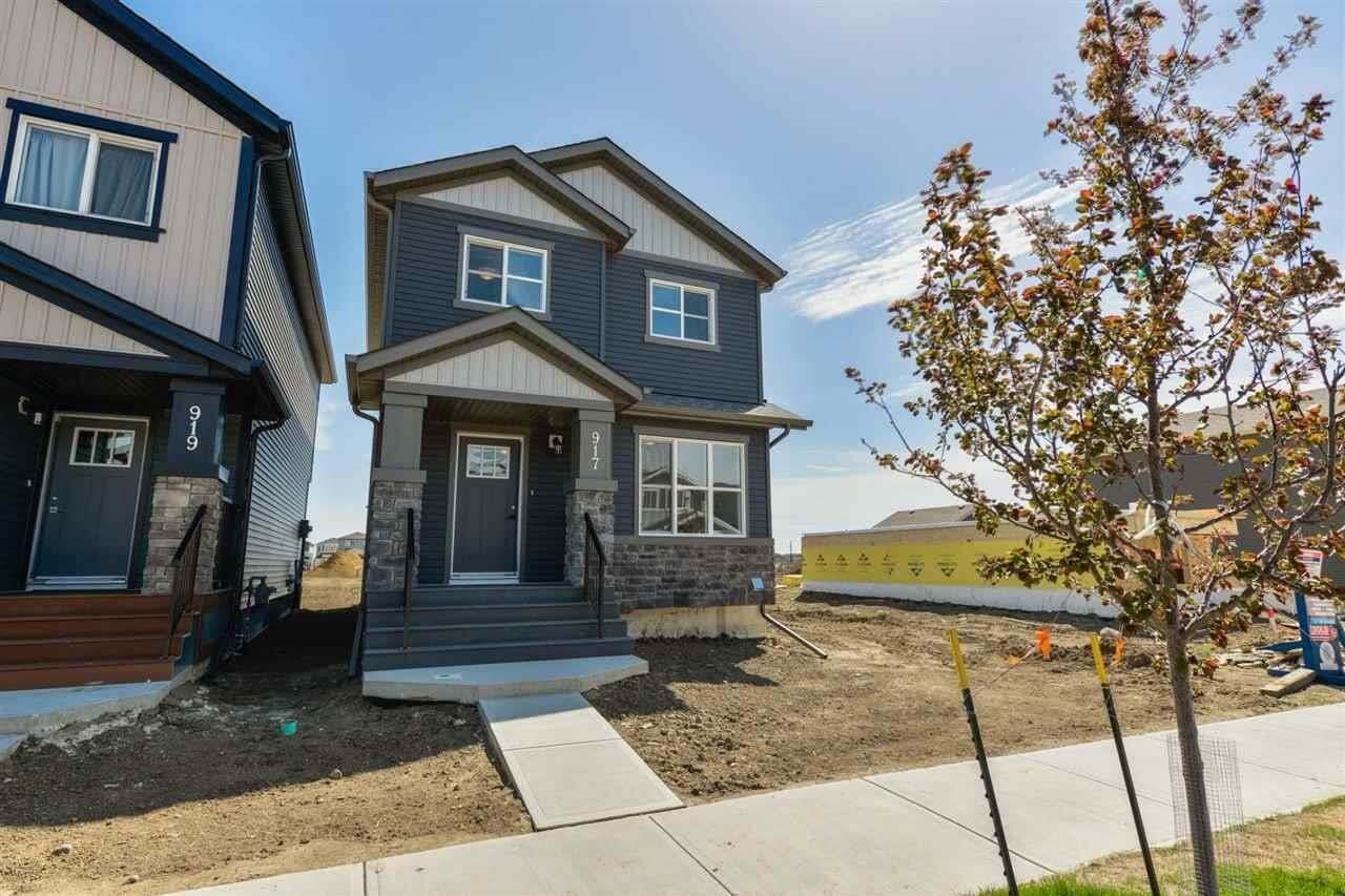 House for sale at 917 Berg Pl Leduc Alberta - MLS: E4199703