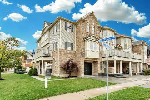 Townhouse for sale at 917 Burrows Gt Milton Ontario - MLS: W4960556