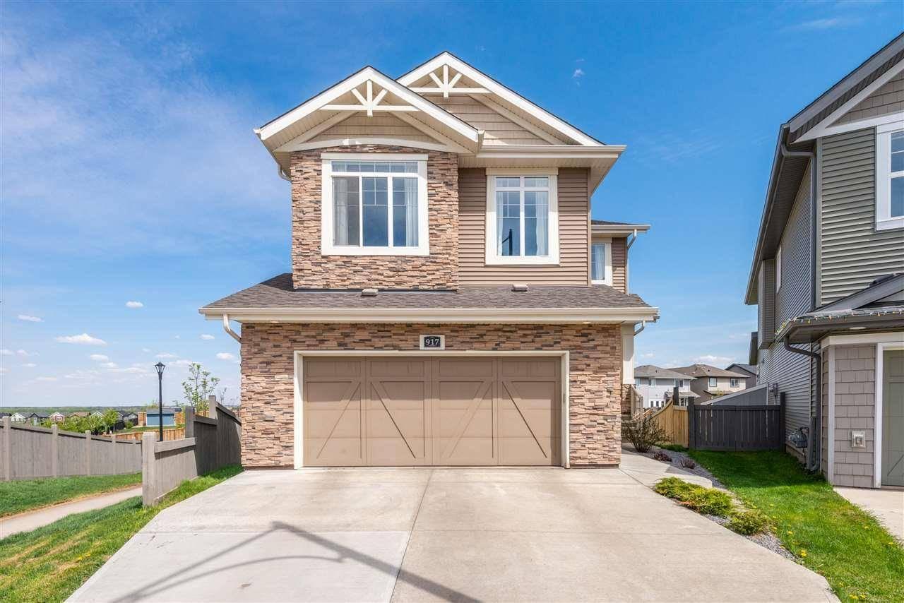 House for sale at 917 Goshawk Pt Nw Edmonton Alberta - MLS: E4161955