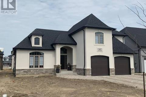 House for sale at 917 Lakewood  Lakeshore Ontario - MLS: 19015453