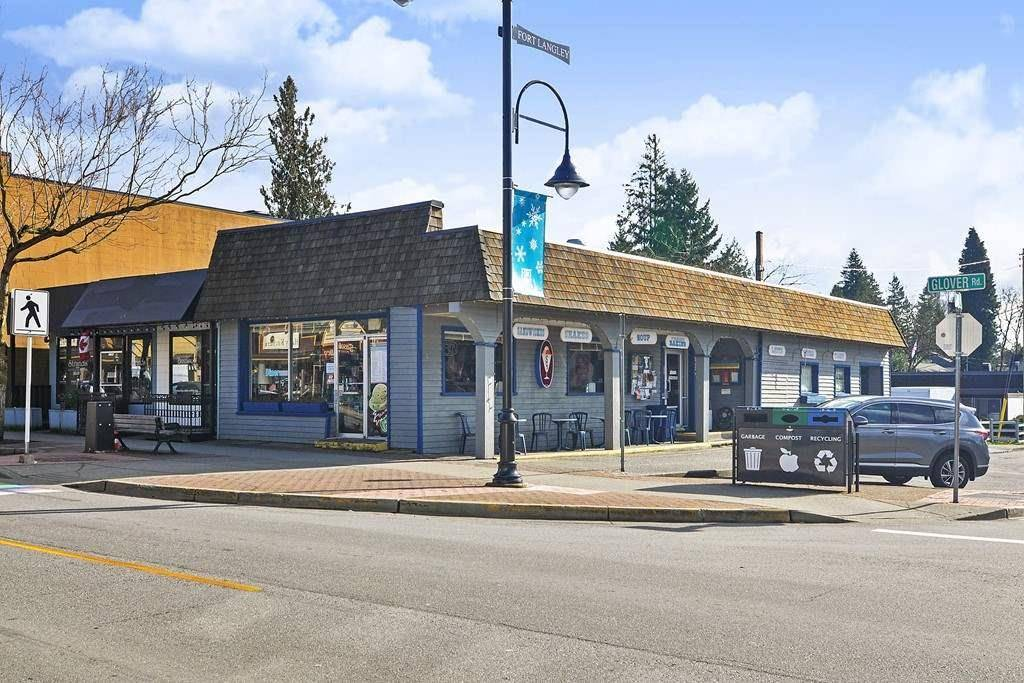 Commercial property for sale at 9178 Glover Rd Langley British Columbia - MLS: C8031054