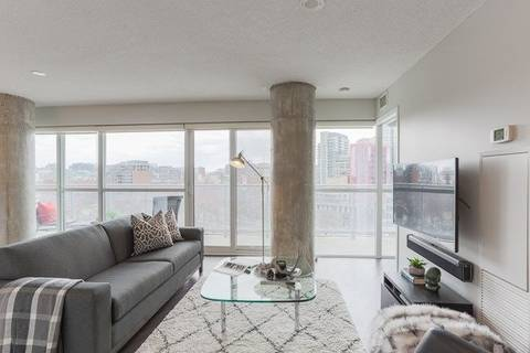 Condo for sale at 352 Front St Unit 918 Toronto Ontario - MLS: C4731240