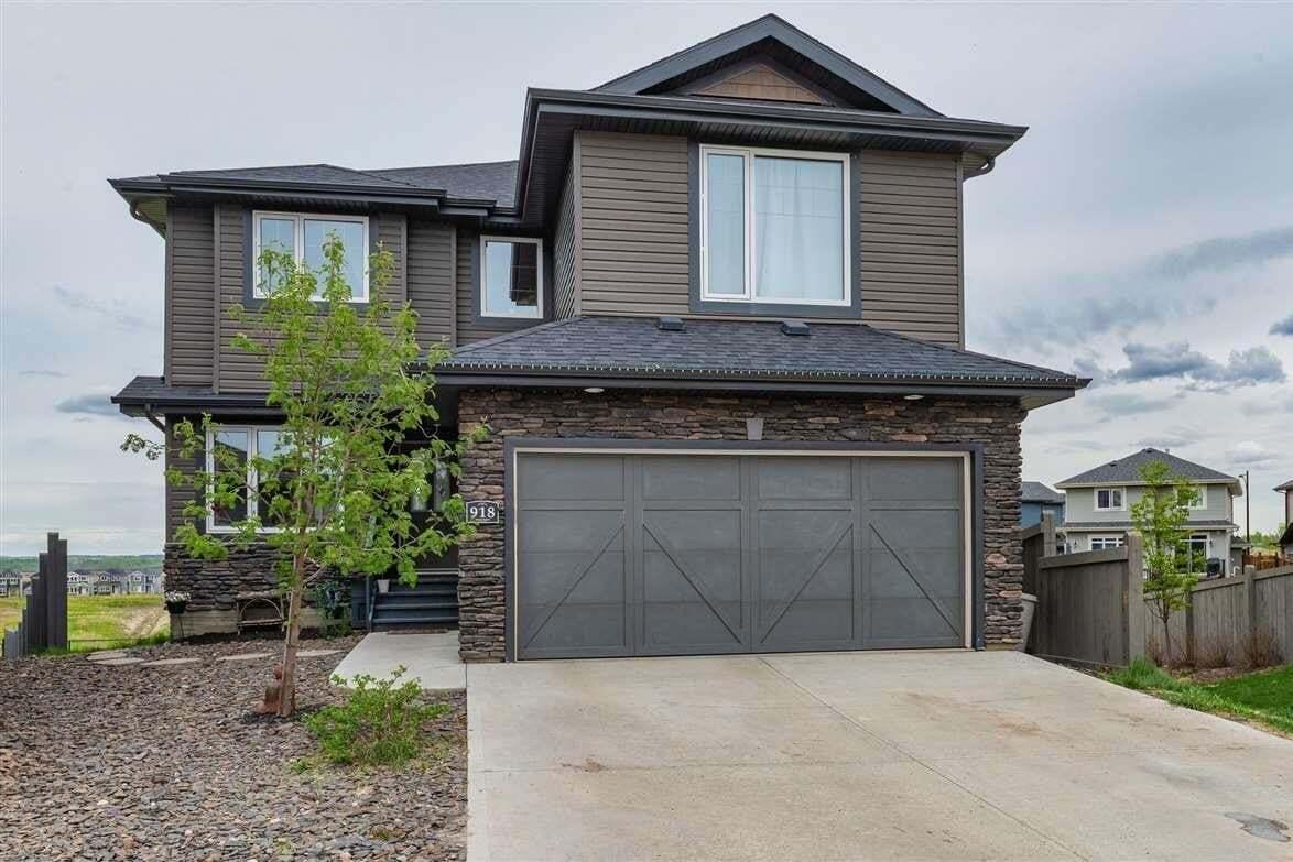 House for sale at 918 Goshawk Pt NW Edmonton Alberta - MLS: E4198568