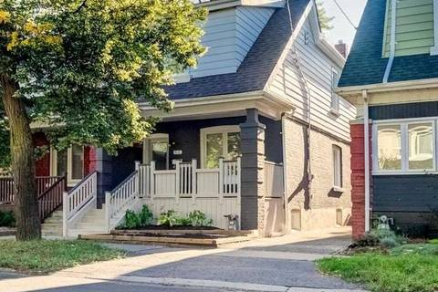 Townhouse for sale at 918 Greenwood Ave Toronto Ontario - MLS: E4574399