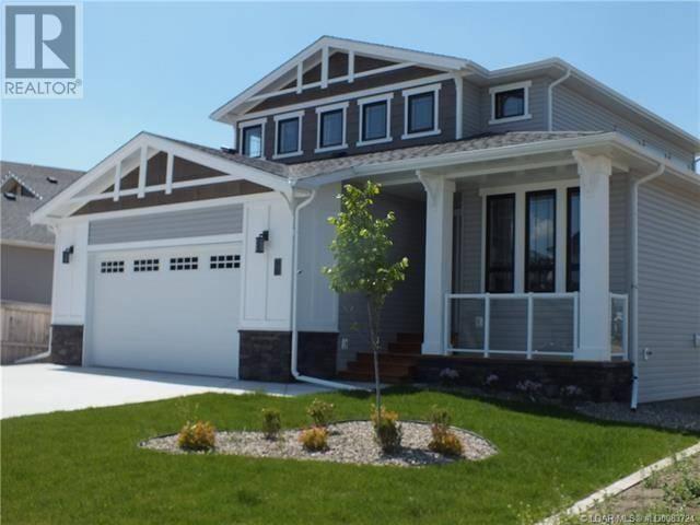House for sale at 918 Maydell Palmer Vista N Lethbridge Alberta - MLS: ld0189548
