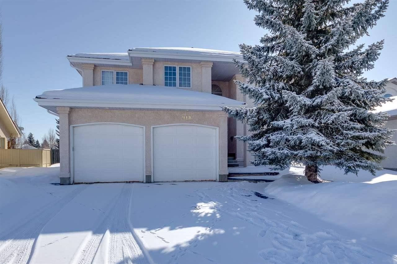 House for sale at 918 Wallbridge Cs Nw Edmonton Alberta - MLS: E4191209